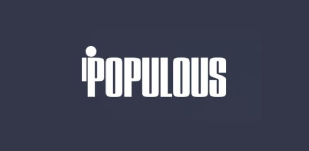 ポピュラスのロゴ画像