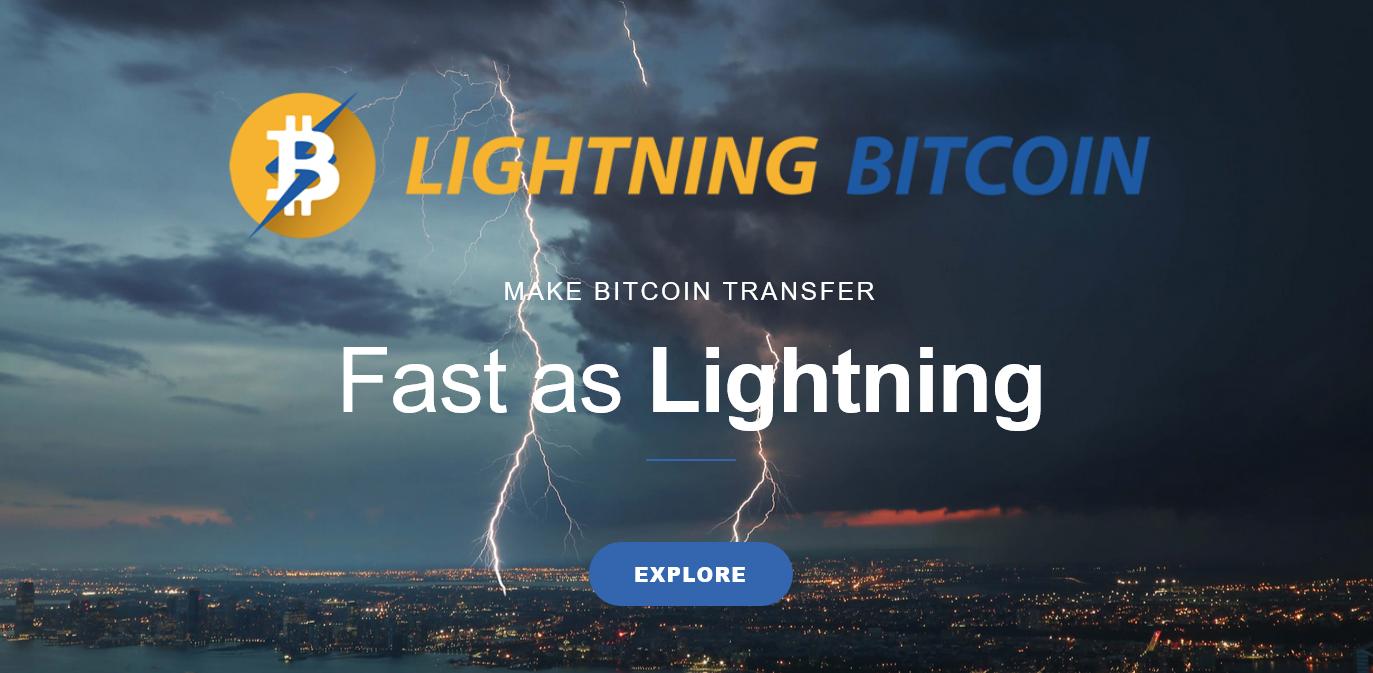 ライトニングビットコインの画像