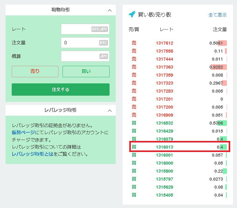 コインチェック_板02