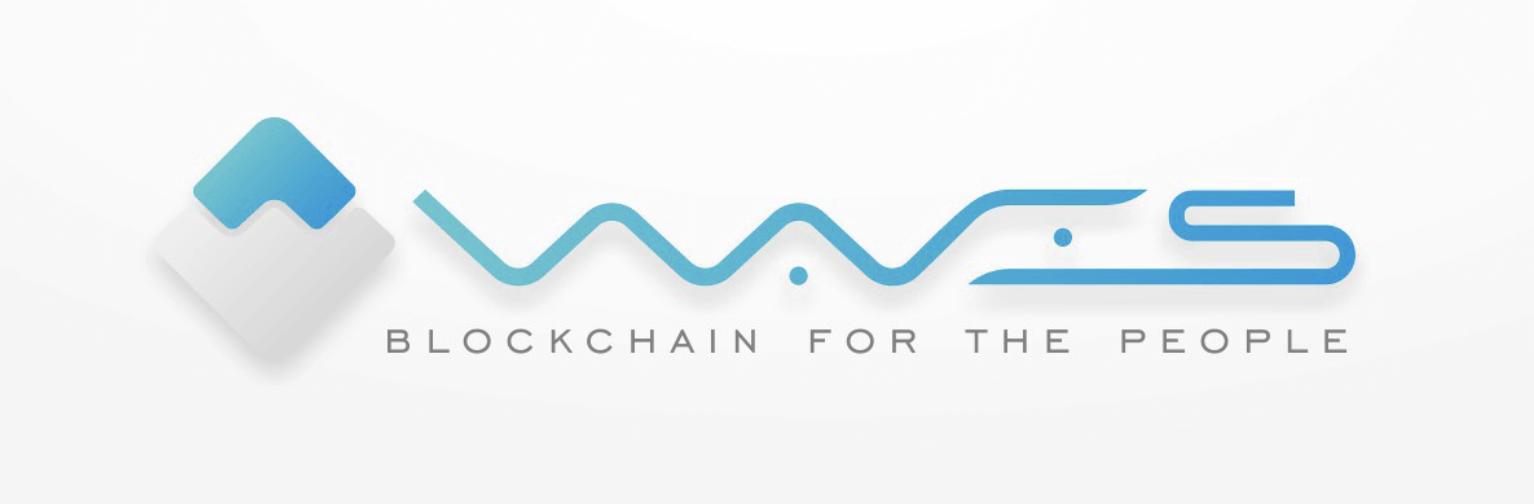 WAVESのロゴ画像