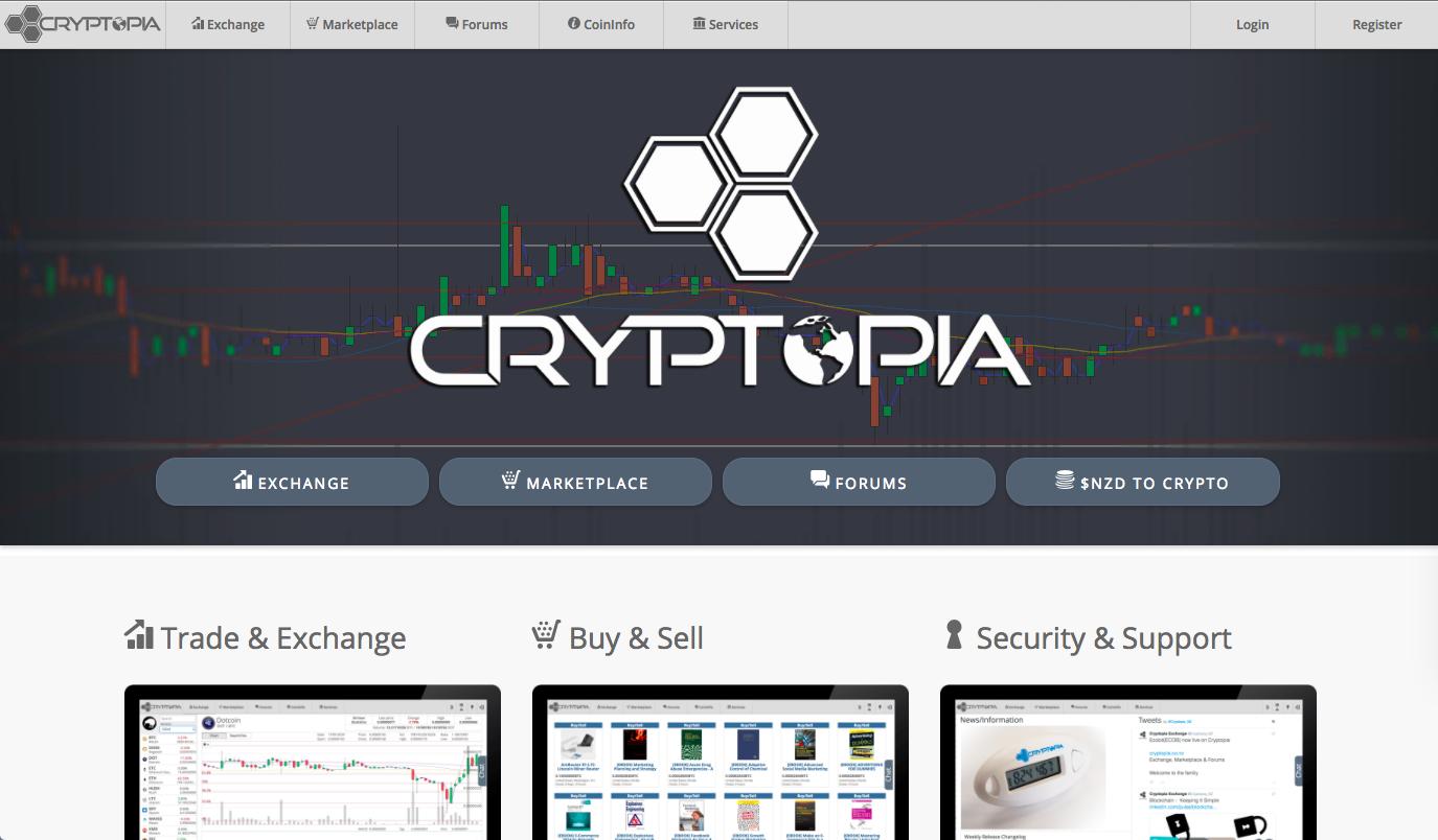 cryptopiaの画像