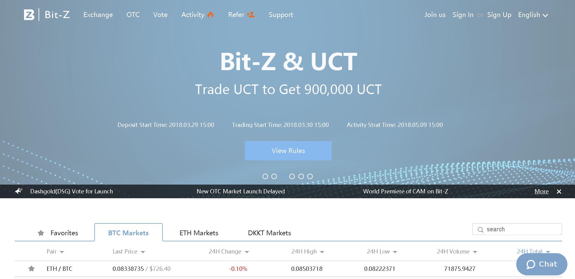 Bit-Z(ビットジー)の登録、口座解説方法、使い方を分かりやすく解説!