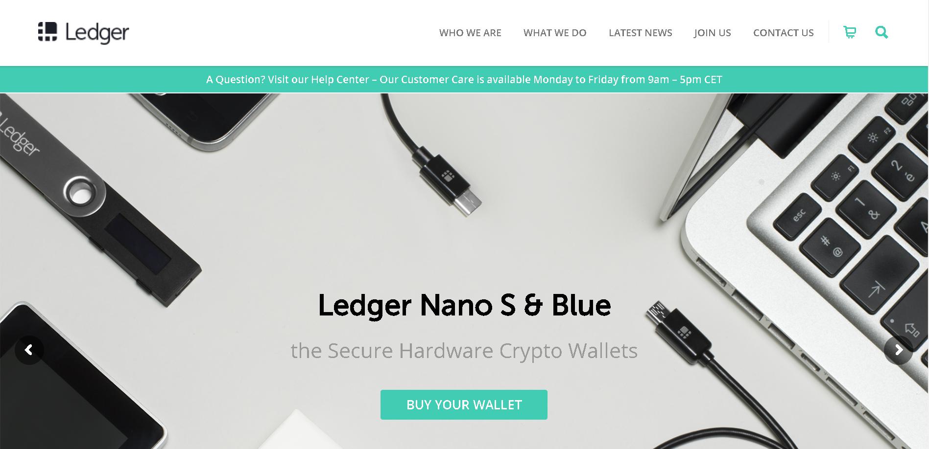 Ledger Nano Sアイキャッチ