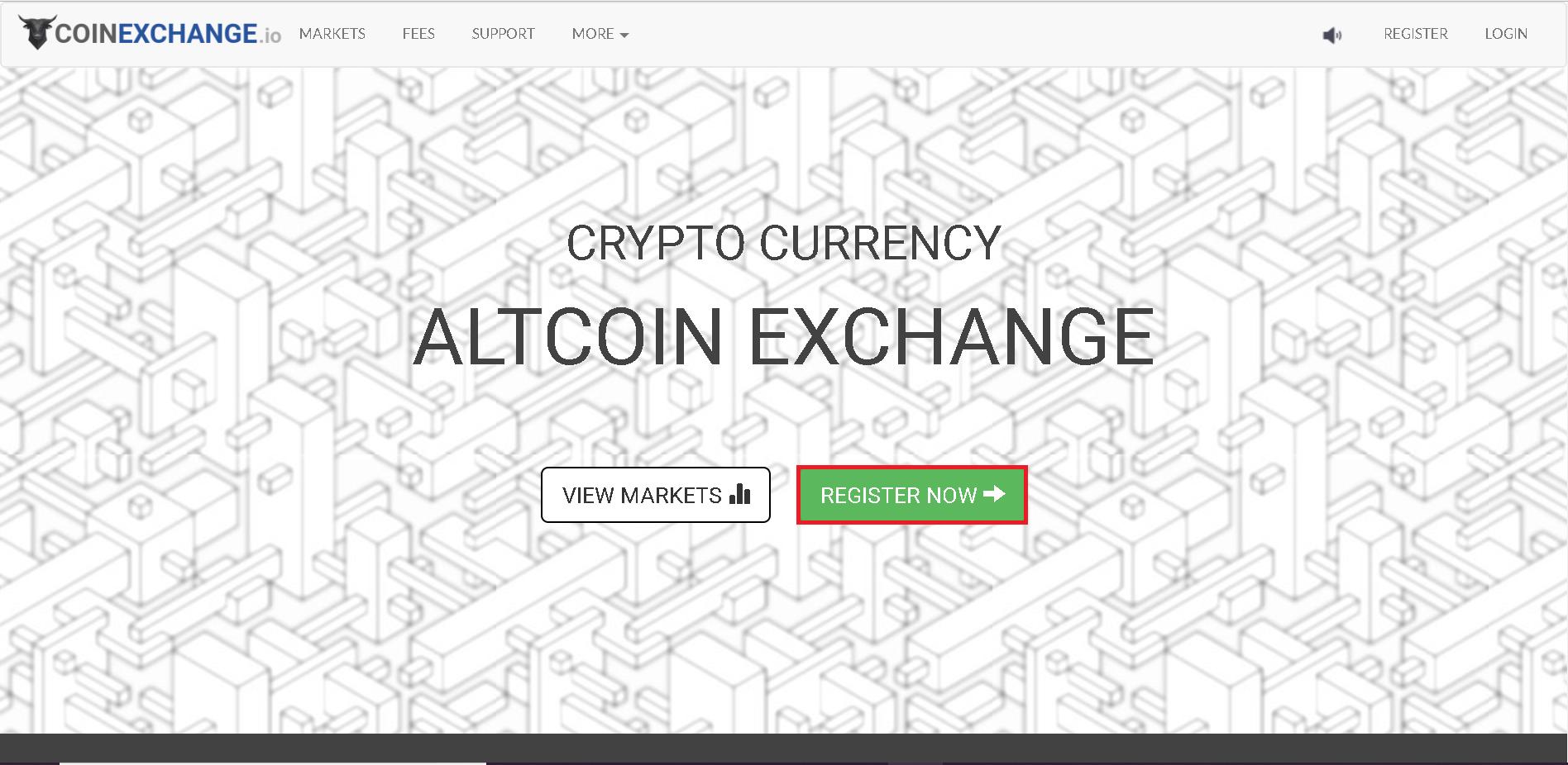 CoinExchange登録01