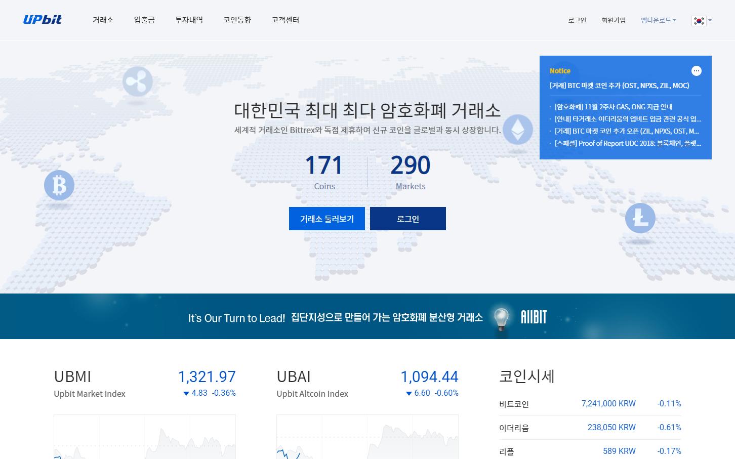 韓国大手取引所Upbit(アップビット)、タイとインドネシアに仮想通貨取引所を新設へ
