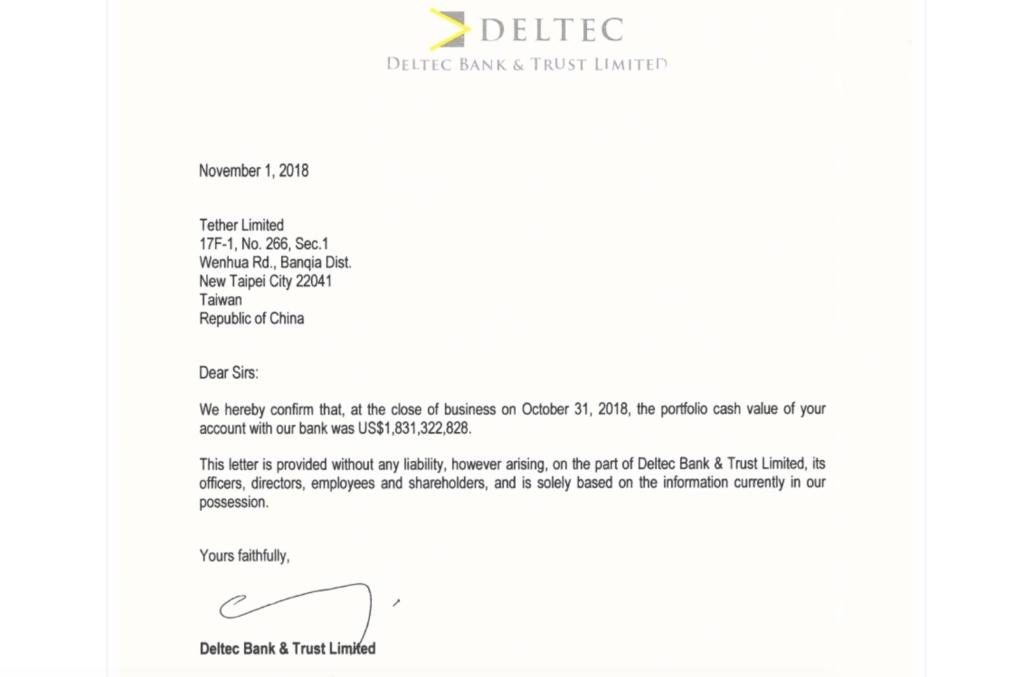 deltec社