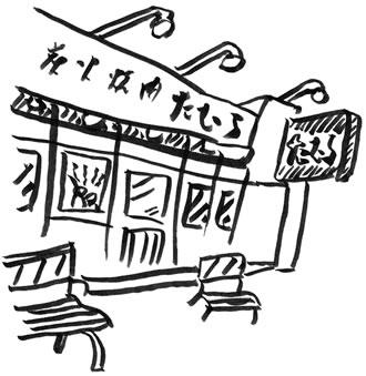 炭火焼肉たむら蒲生本店