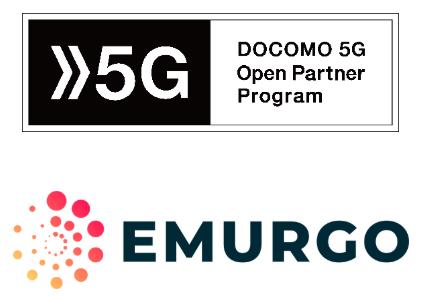 EMURGO、「ドコモ5Gオープンパートナープログラム」へ参加