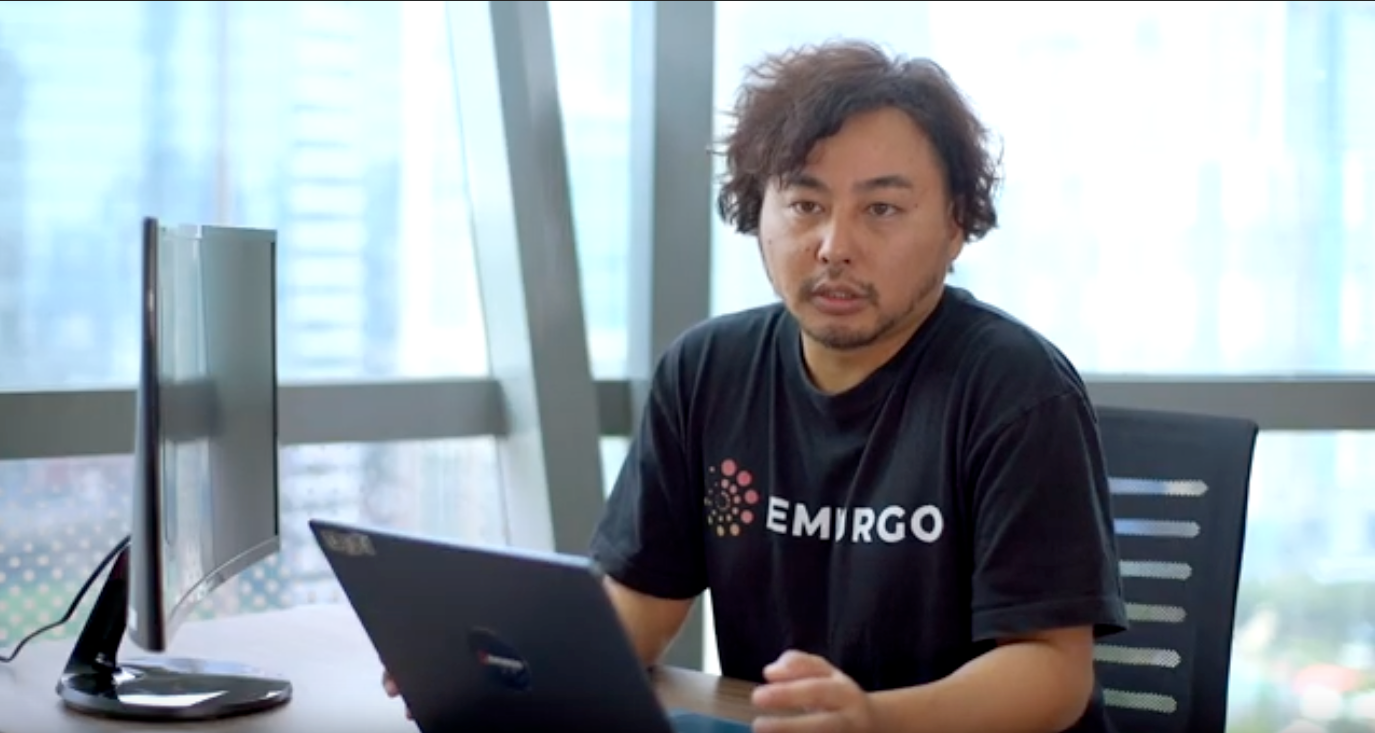 EMURGO Indonesia CEO村崎俊介氏