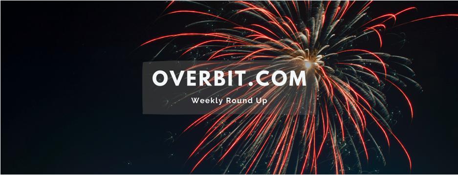 世界の中央銀行によって引き起こされているインフレの逃避先としての金・銀・ビットコイン-Overbit Weekly Round Up