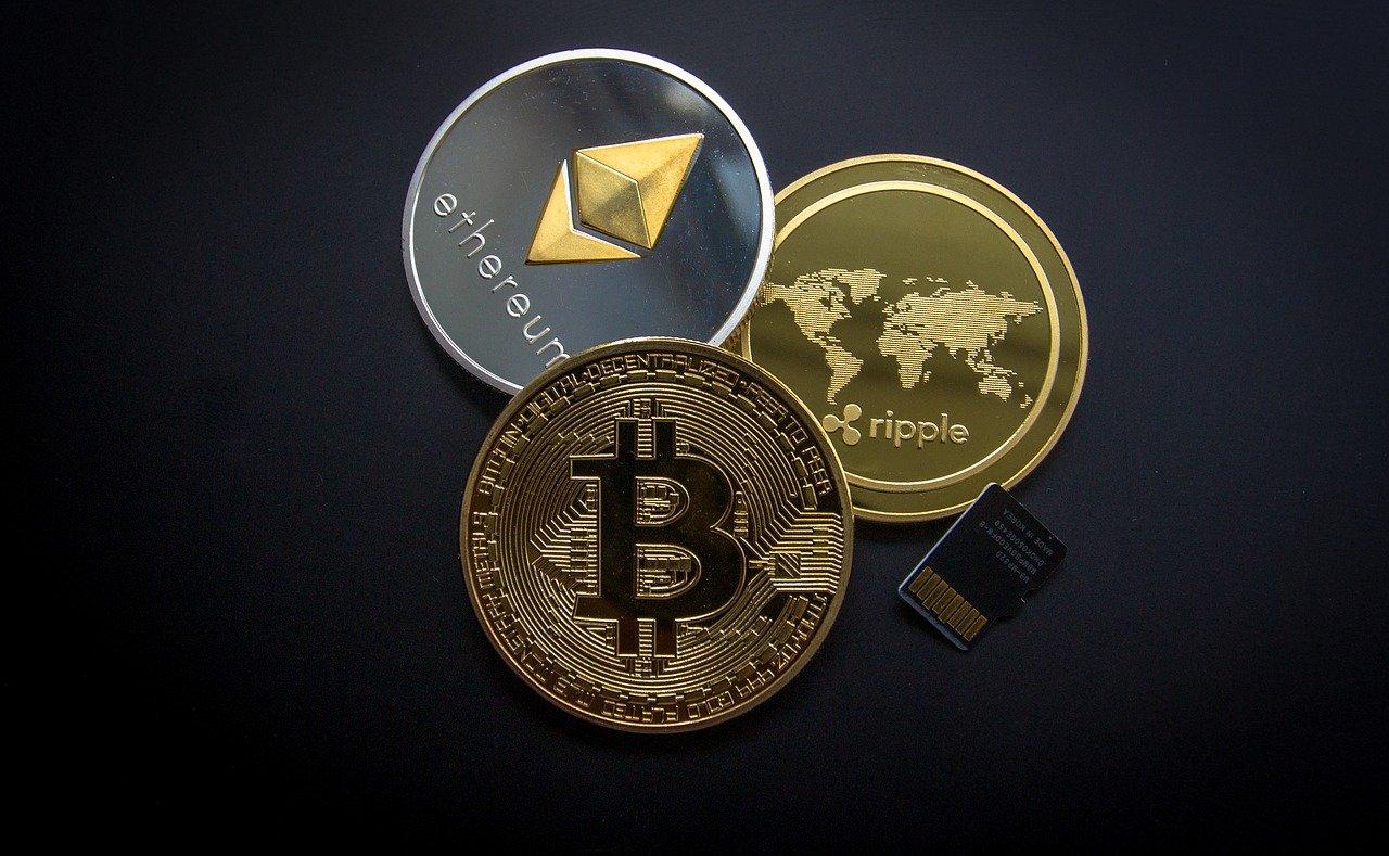 主要な仮想通貨