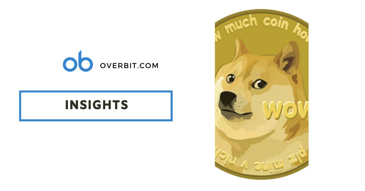 ドージコイン(Dogecoin/DOGE)が大暴騰。ロビンフッドが一時ダウンしても更に暴騰は続く