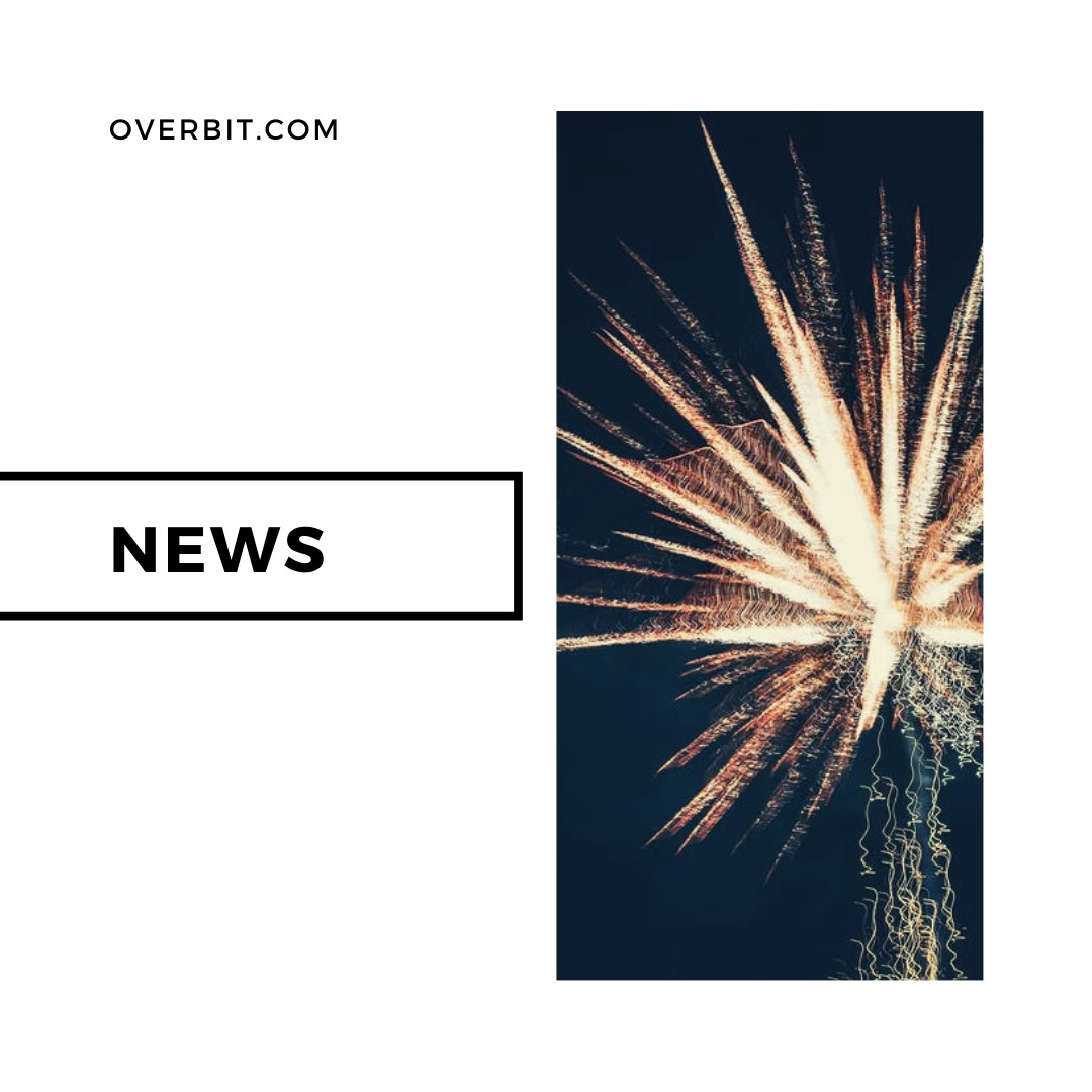 April 5th (Mon) Overbit News - Wednesday