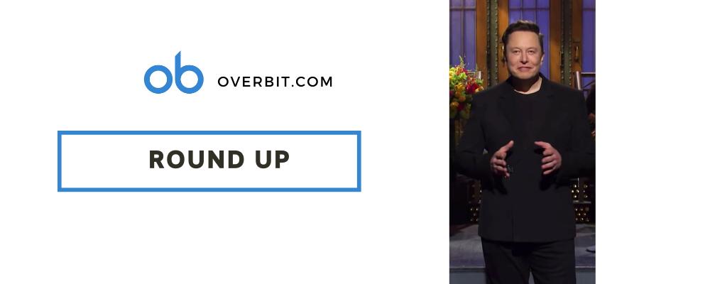たった3ヶ月足らずでイーロンマスク氏はテスラ社のビットコインに対する態度を翻す-Overbit's Weekly Round Up