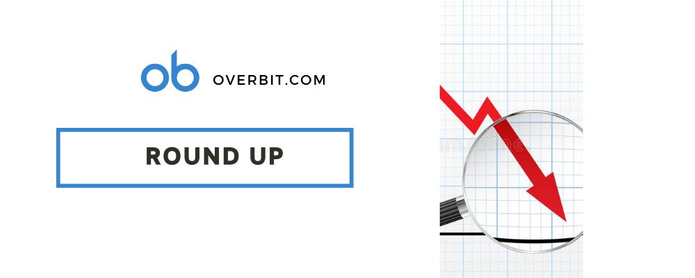 ビットコインのハッシュレートが6カ月ぶりの低水準に-Overbit Round Up